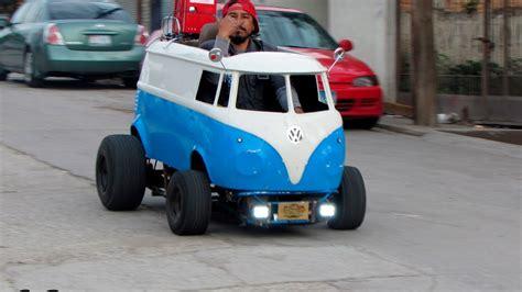 Mini Combi mini combi modificada