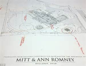 Secret Passage Bookcase Is Mitt Romney S Mystery Passage In New House A Panic Room