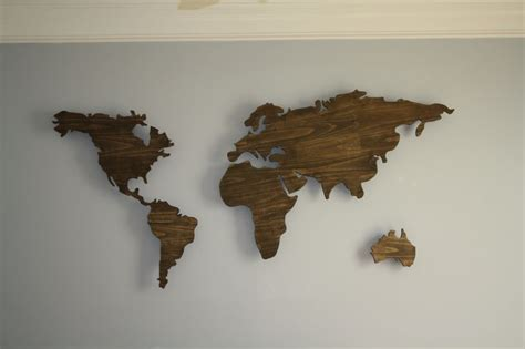 wooden world map wall wooden wall map ready for baby