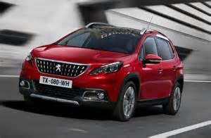 Peugeot 2008 Images Nouvelle Peugeot 2008 La Version Restyl 233 E Se D 233 Voile