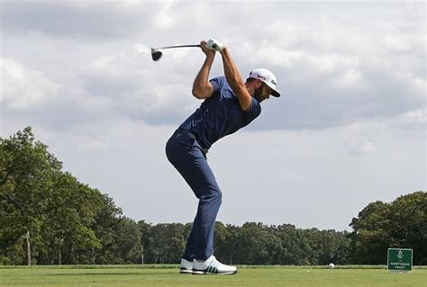 dustin johnson swing sequence swing sequence dustin johnson national club golfer