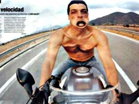 Die Motorrad Cops Kostenlos Online Sehen by Motorrad K 246 Rper Verformt Bild Witz