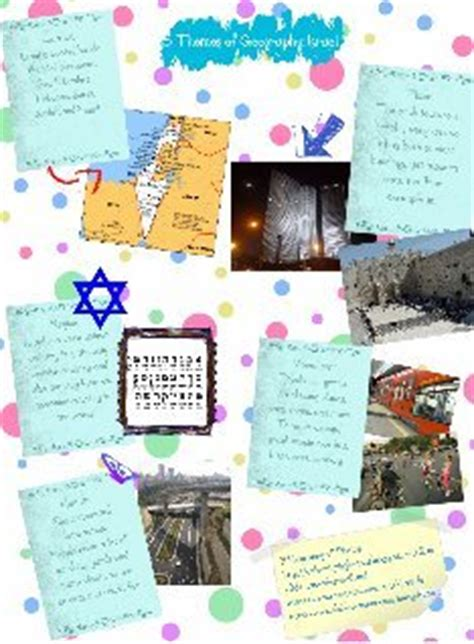 5 Themes Of Geography Jerusalem | fqlvczvu geography israel israel social studies