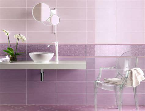 piastrelle bagno viola il viola un colore per la casa dall arredamento alle