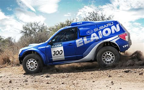 subaru dakar subaru elaion rally dakar on behance