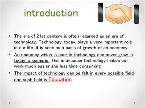 Effects Of Modern Lifestyle Essay by Impact Of Technology On Education