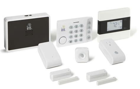 lowe s iris diy home security system with no monthly