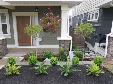 modern front yard landscaping front yard landscaping make over 2 contemporary
