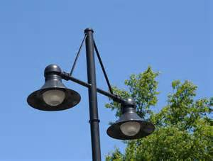 parking lot pole light fixtures acuity brands outdoor quot time lighting demo quot
