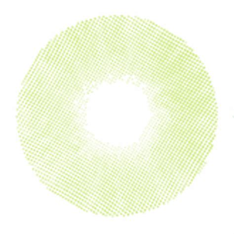 polar lights yellow green contacts soft cosmetic colored contact lenses polar aurora green