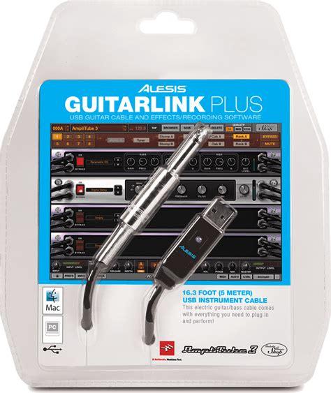 Alesis Guitarlink Plus alesis guitarlink plus la boite du musicien
