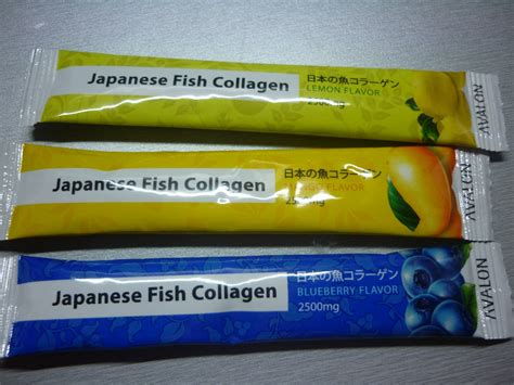 Fish Collagen avalon japanese fish collagen princess s daily thoughts