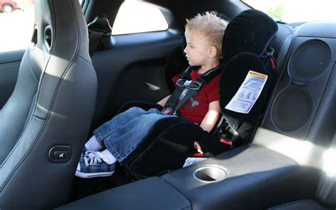 child safety seat guidelines nhtsa releases new child safety seat guidelines