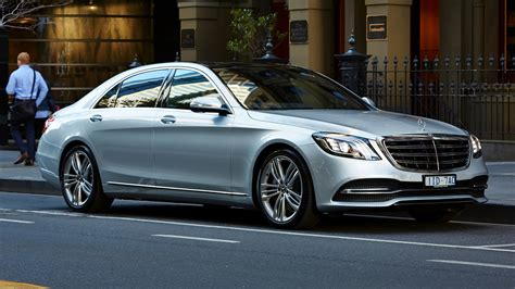 news 2018 mercedes s class arrives from 196 000