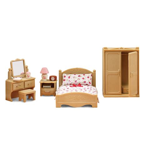 Calico Critters Parents Bedroom by Calico Critters Parents Bedroom