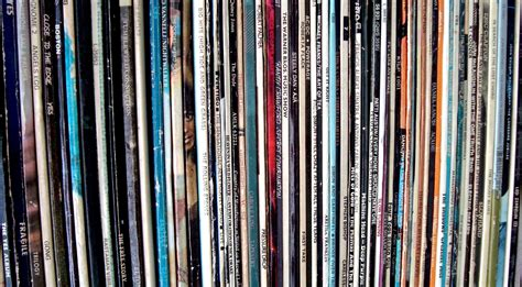 100 Free Records Search Vinyl Sales Outperform Free Services Edmtunes