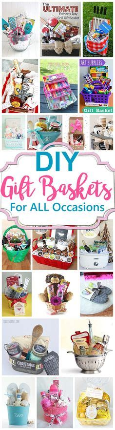 diy gift basket ideas for everyone on your list the best do it yourself gifts fun clever and unique diy