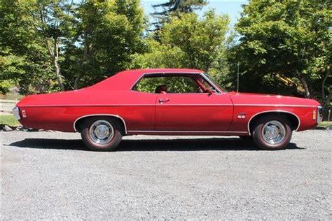 1969 chevy impala ss 427 for sale 1969 chevrolet impala ss 427 match frame rotisserie