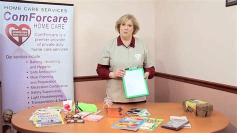 goodie bag ideas for nursing home seniors senior care