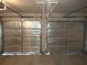 how to insulate your garage door garage door insulation hac0