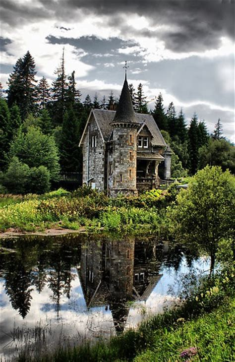 Cottage And Castles by Amazing Beautiful Castle Forest Image 619514 On