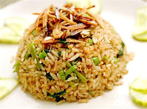 resep membuat nasi goreng ikan asin resep nasi goreng ikan asin nikmat spesial inforesepku com