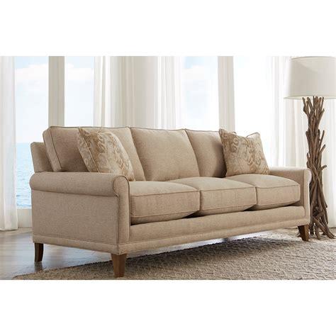 my sofa rowe my style ii customizable sofa sleeper with rolled