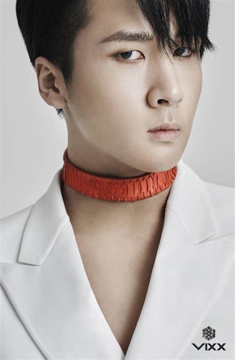 Ken Set 2in1 Anako Leo updated vixx drops captivating individual teaser photos soompi