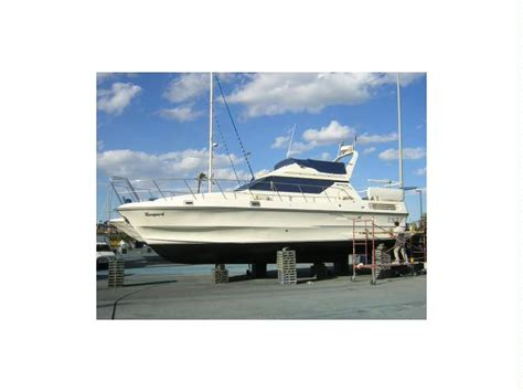 used boats for sale denia birchwood ts37 in marina de denia power boats used 69556