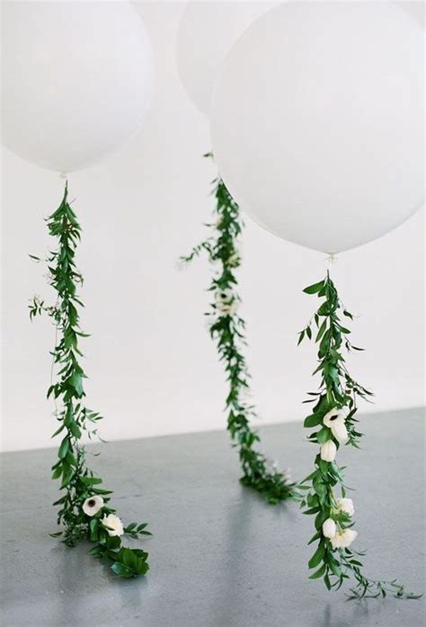 18 Fresh Greenery Baby Shower Décor Ideas   Shelterness