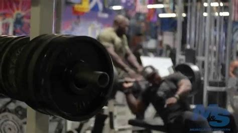 mike tyson bench press mike rashid 100 reps of 335lbs bench press 33 1 3