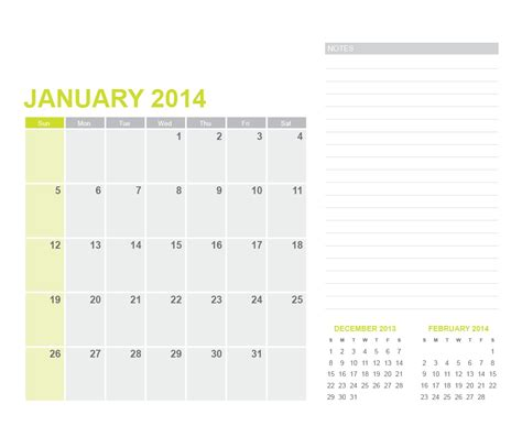 free calendar templates for adobe illustrator 16 2014 calendar template ai images letter size blank