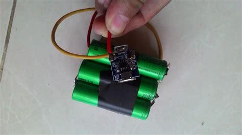 membuat powerbank dengan kapasitas besar modifikasi modul power bank murahan untuk membuat power