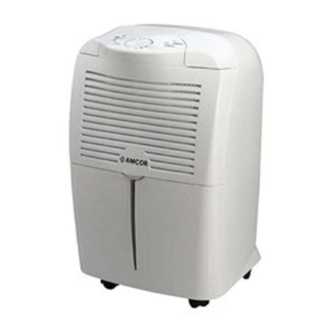 amcor dc930h dehumidifier air purifier heater