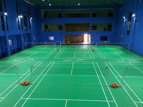 suggest  good badminton court   close  omr thoraipakkam chennai quora