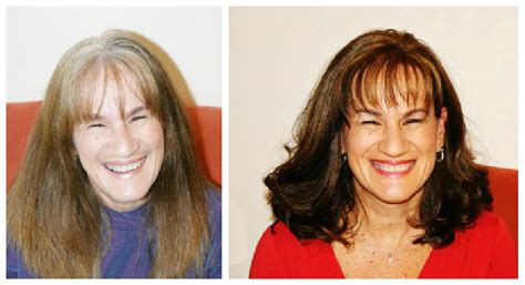 before after gray hair gray hair coverage at gore hair salon irmo columbia