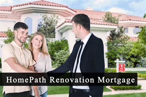 homepath renovation mortgage financing guidelines gustan cho