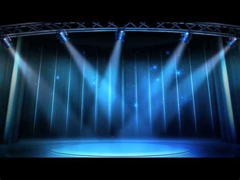 powerpoint templates stage light 60 fps footage background darkened stage