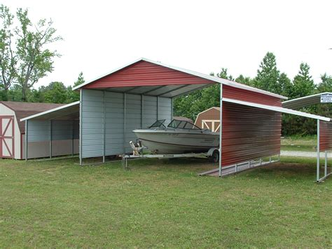 Car Ports by Metal Carport Metal Garage Pictures By Disk Works Of