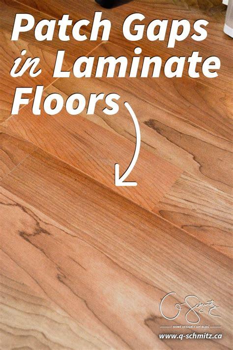 17 Best ideas about Laminate Flooring Fix on Pinterest