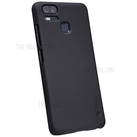 Nillkin Frosted Shield For Asus Zenfone 3 Zoom Ze553kl Putih nillkin frosted shield pc phone for asus zenfone 3 zoom ze553kl black tvc mall