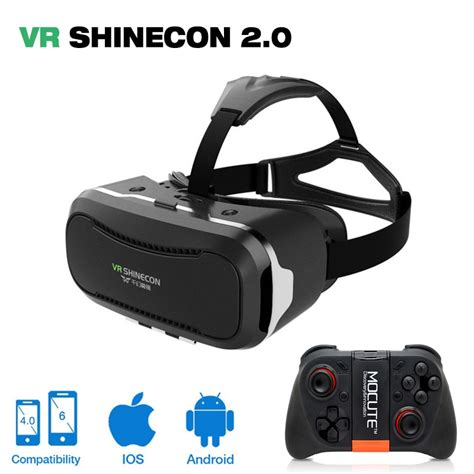 Reality 3d Vr Box 2 0 reality goggles vr shinecone 2 0 ii 3d glasses