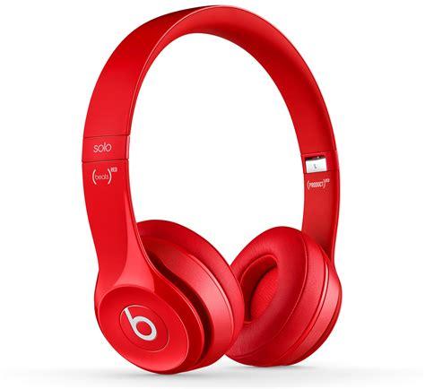 amazon solo beats solo2 on ear headphones red amazon co uk electronics