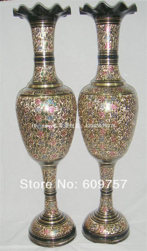Cheap Large Floor Vases by Meters Colorful Bottle Bronze Pakistan Copper Vase Large