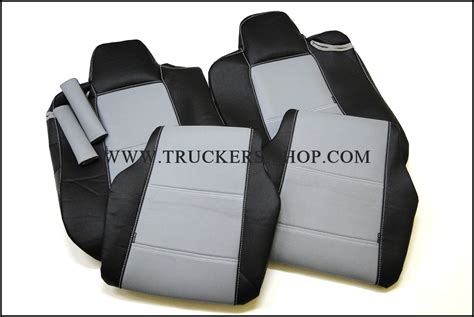 Leatherette Seat Upholstery by Renault T Leatherette Seat Covers Www Truckers Shop