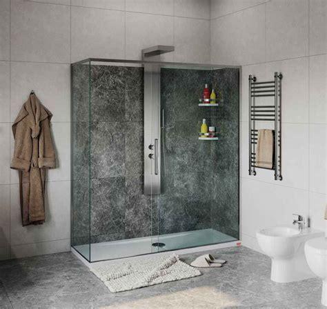 da vasca in doccia remail trasformazione vasca in doccia sarabagno classic