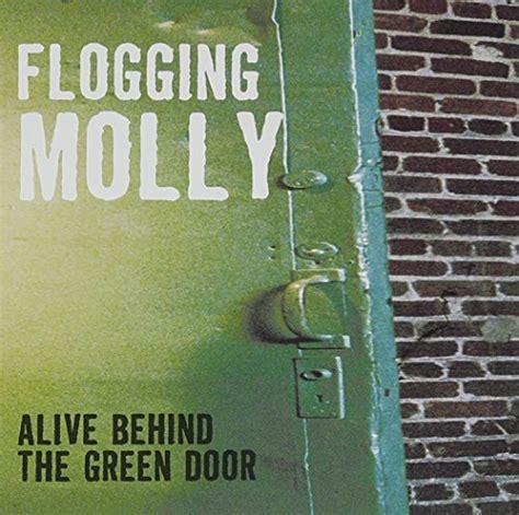 Green Door Lyrics flogging molly cd covers