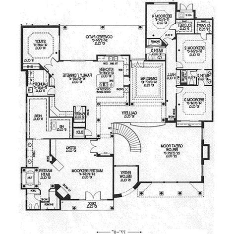 high end home plans more bedroom 3d floor plans arafen