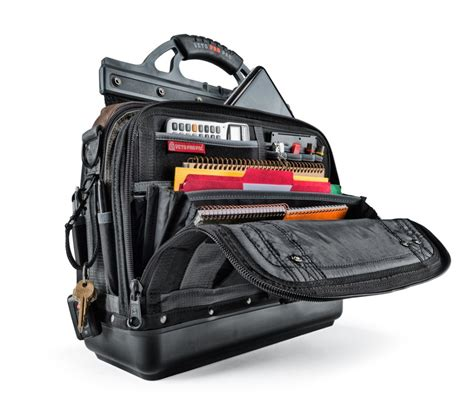 Contractor Briefcase Tool Bag Pocket Work Laptop Sleeve Holder Storage veto pro pac lt laptop bag site manager technician engineers electricians tool
