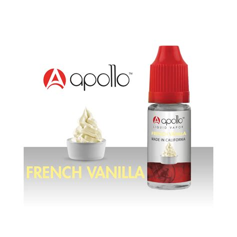 Eliquid E Liquid La Vanilla vanilla e liquid by apollo the electric tobacconist uk